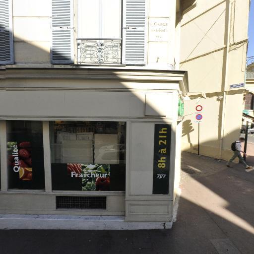 Ben Yedder Said - Alimentation générale - Saint-Germain-en-Laye