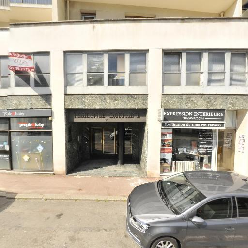 Cabinet Immobilier Foch - Agence immobilière - Saint-Germain-en-Laye
