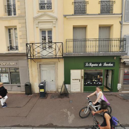 Le Repaire de Bacchus - Lieu - Saint-Germain-en-Laye