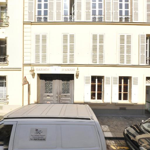 Garage D'ANJOU - Carrosserie et peinture automobile - Versailles
