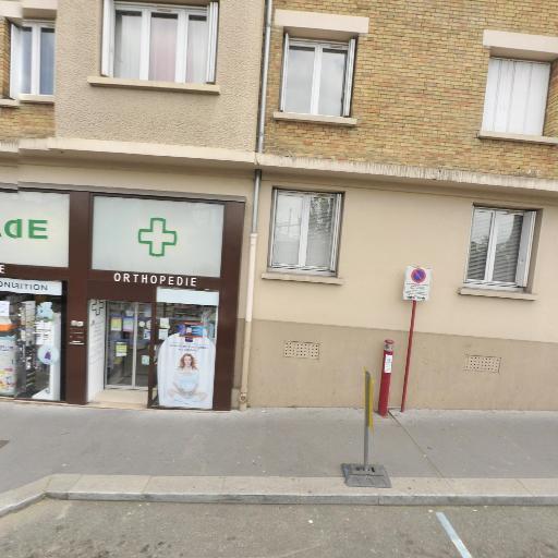 Aire de covoiturage Clinique des Franciscaines - Aire de covoiturage - Versailles