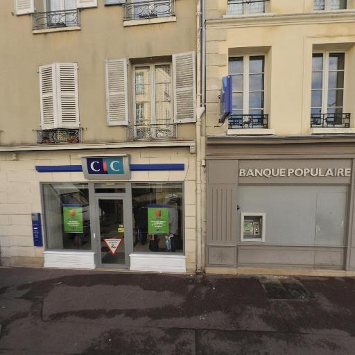 Cic - Banque - Saint-Germain-en-Laye