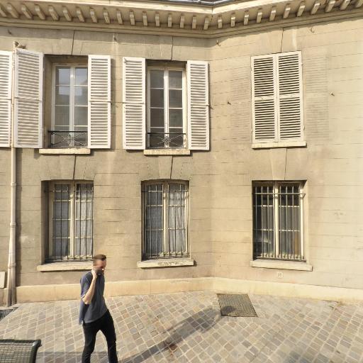 Ecole élémentaire Ecuyers - École primaire publique - Saint-Germain-en-Laye