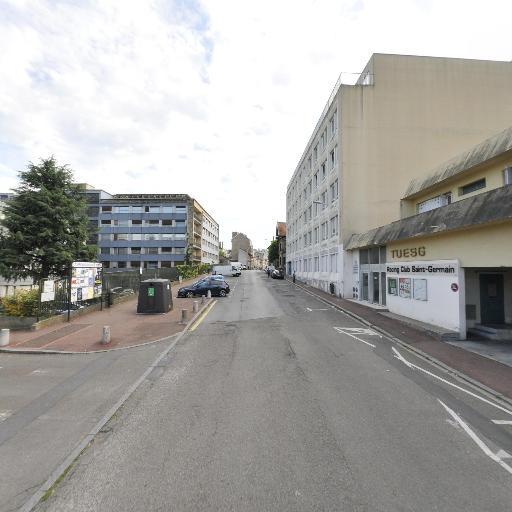 Saint-Germain-en-Laye - Centre Hospitalier - Indigo - Parking réservable en ligne - Saint-Germain-en-Laye
