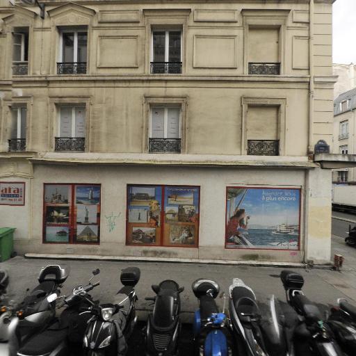 Lescouzeres Sylvie - Écrivain public - Paris