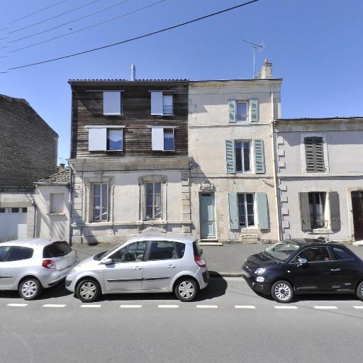 De Quatrebarbes Géraud - Conseil en communication d'entreprises - Niort