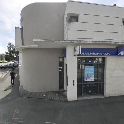 Axa Quai-moiroud Agents Généraux - Banque - La Rochelle