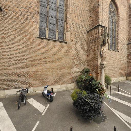 Eglise Notre-Dame des Jacobins - Église - Agen
