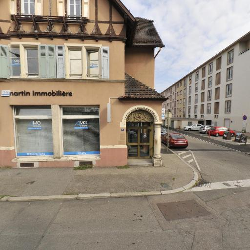 AMG Groupe Immobilier - Agence immobilière - Colmar