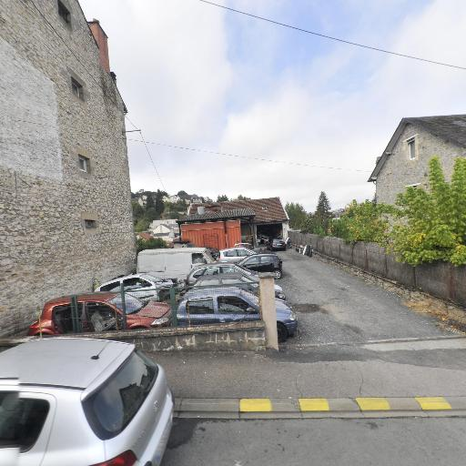 Garage Joubert SARL - Carrosserie et peinture automobile - Brive-la-Gaillarde