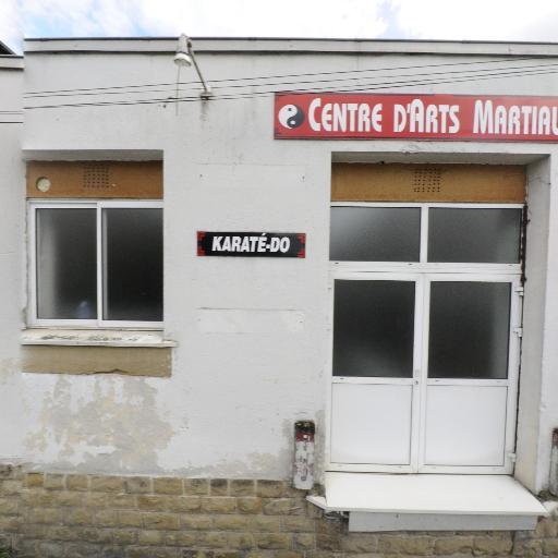 Centre des Arts Martiaux - Infrastructure sports et loisirs - Brive-la-Gaillarde