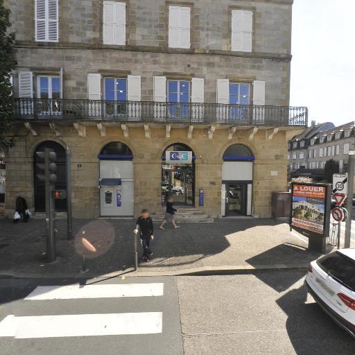 Cic - Banque - Brive-la-Gaillarde