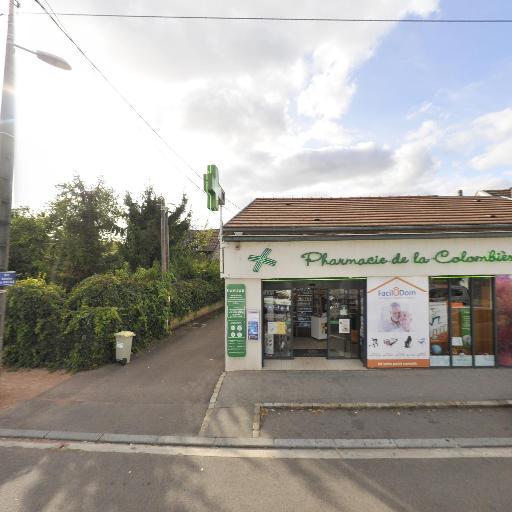 Pharmacie De La Colombière - Pharmacie - Dijon