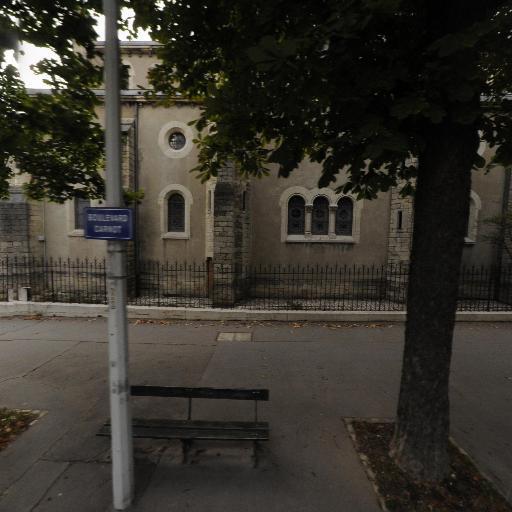 Synagogue de Dijon - Association religieuse - Dijon