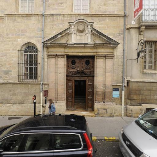 Bibliothèque municipale de Dijon - Attraction touristique - Dijon