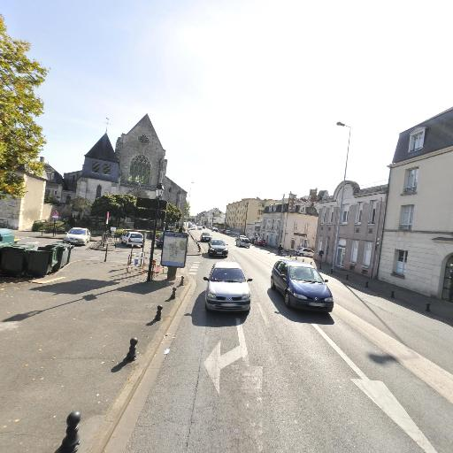 Presbytère Saint Bonnet - Église catholique - Bourges