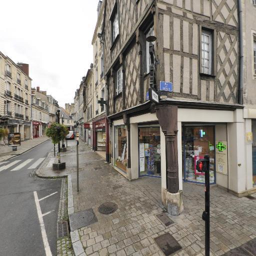 Pharmacie Guinard - Pharmacie - Bourges