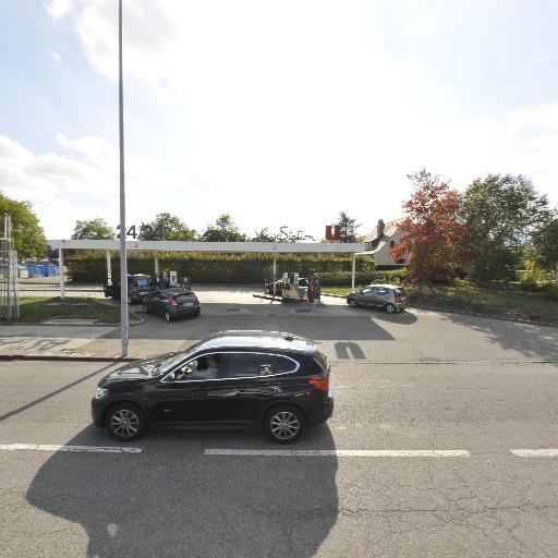 Station-service - Station-service - Colmar