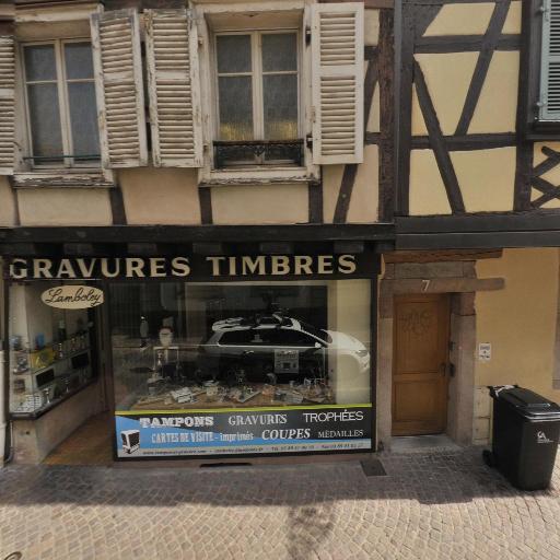 Lamboley Sa - Graveur - Colmar