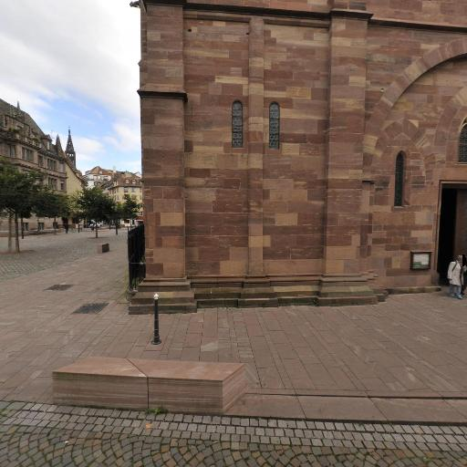 Église St-Thomas - Attraction touristique - Strasbourg