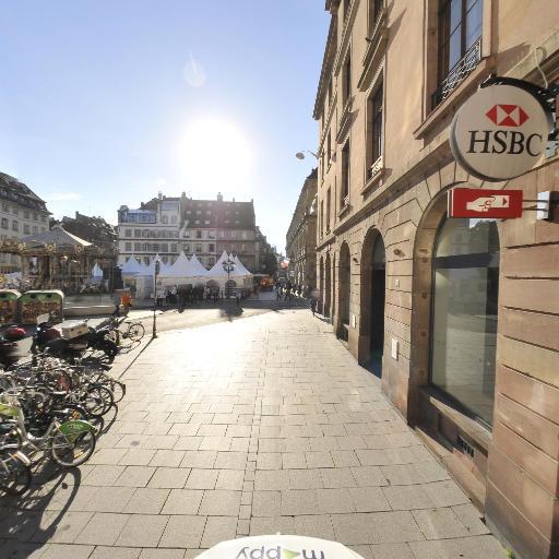 Parcus - Parking public - Strasbourg