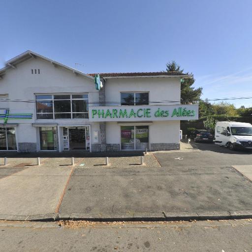 Pharmacie Du Rond Point Des Allées - Pharmacie - Pau