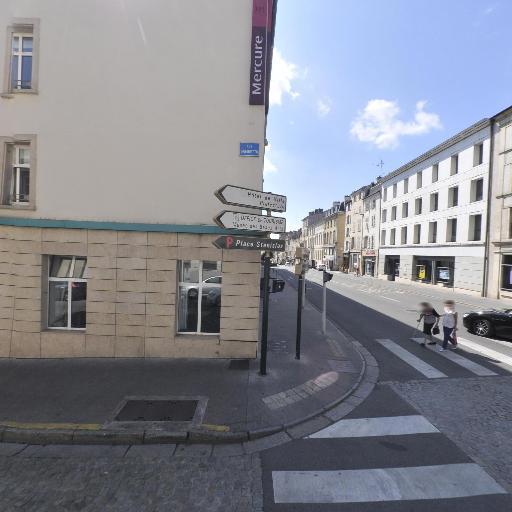 Hôtel Mercure Nancy Centre Place Stanislas - Parking public - Nancy