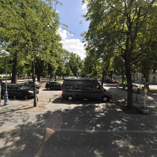Leopold - Parking public - Nancy