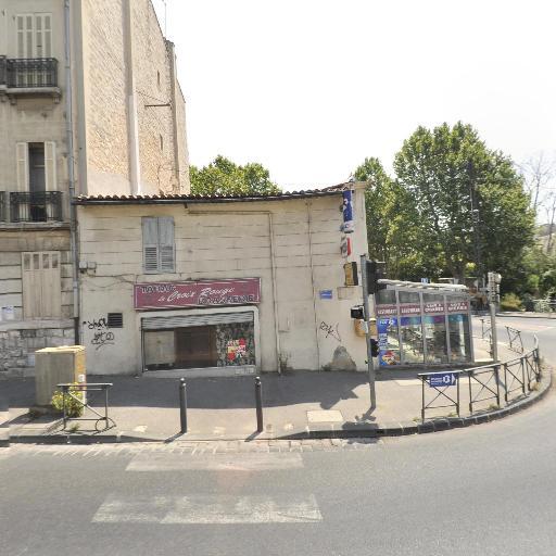 Brasserie Tabac de la Croix Rouge - Restaurant - Marseille