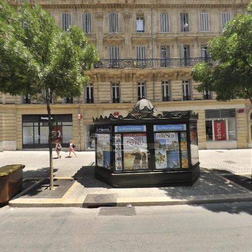 L'Etoile Bleue - Restaurant - Marseille