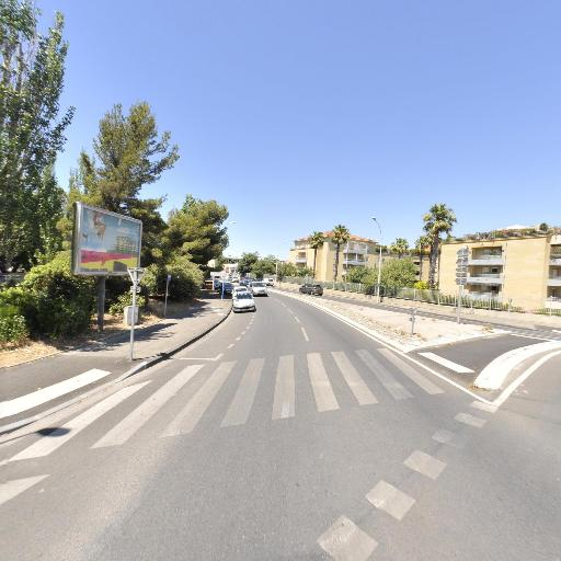 Piscine municipale Bonneveine - Piscine - Marseille