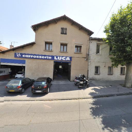 Carrosserie Luca - Garage automobile - Marseille