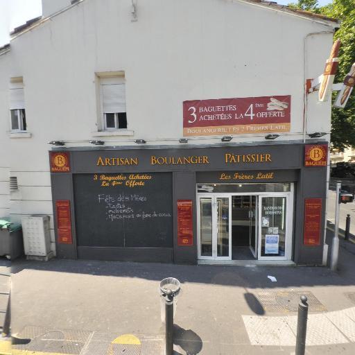 Boulangerie Les Deux Frères Latil - Boulangerie pâtisserie - Marseille