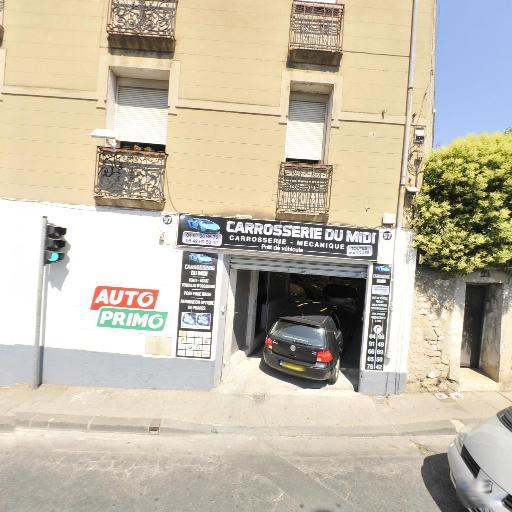 Carrosserie Du Midi - Carrosserie et peinture automobile - Marseille