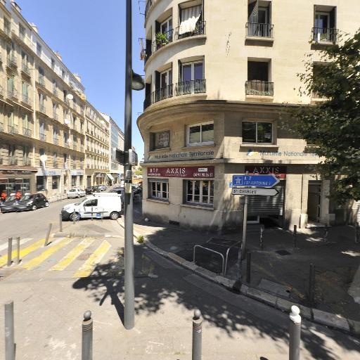 Mnt - Société d'assurance - Marseille