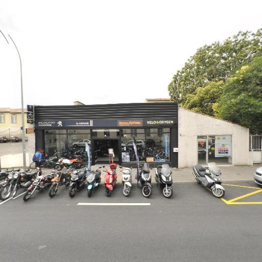 Raynaud - Vente et réparation de motos et scooters - Carcassonne