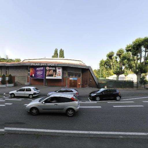 Parking Palais des Sports - Parking - Tarbes
