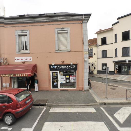 CMP Courtage Midi Pyrénées - Courtier en assurance - Tarbes