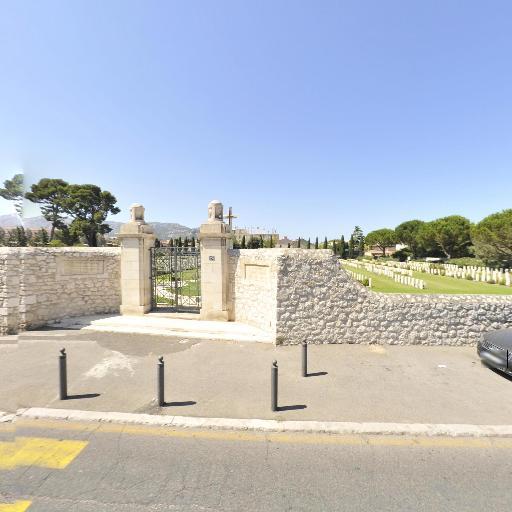 Cimetière Militaire de 9e Arrondissement Marseille - Cimetière - Marseille