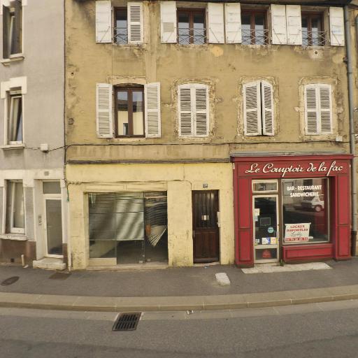 Le Comptoir de la Fac - Café bar - Bourg-en-Bresse