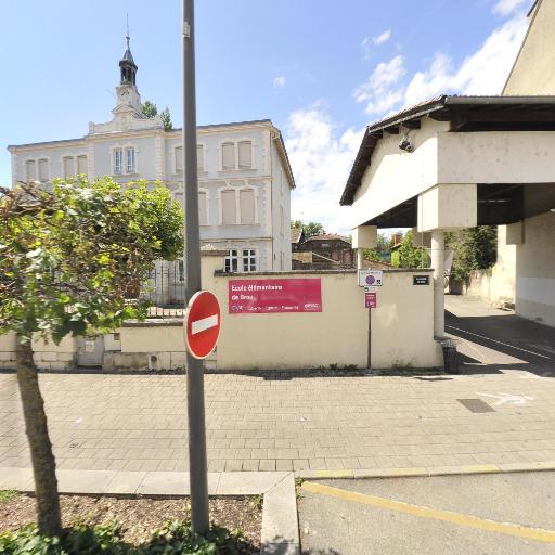 Ecole élémentaire de Brou - École primaire publique - Bourg-en-Bresse