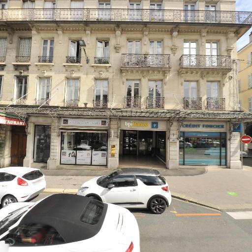 Crédit Foncier - Banque - Bourg-en-Bresse