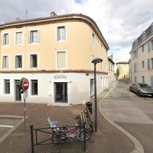 Mutualite Française-Ain Service De Soins Accompagnement Mutualiste MFASSAM - Services à domicile pour personnes dépendantes - Bourg-en-Bresse