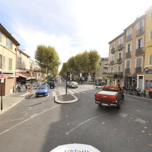 Cazenave Ouerfelli Virginie - Coursiers - Aix-en-Provence