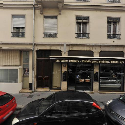 Entre Rome et Naples - Restaurant - Lyon