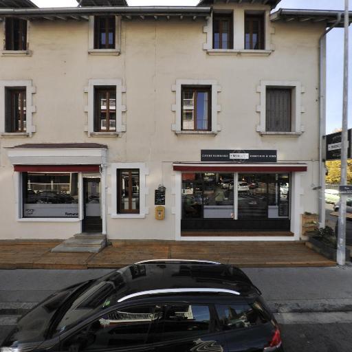 Créa'tif Coiffure - Coiffeur - Annecy
