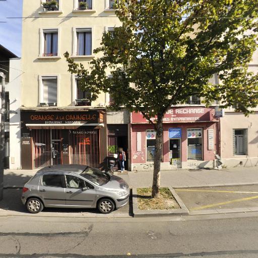Orange A La Cannelle - Restaurant - Lyon