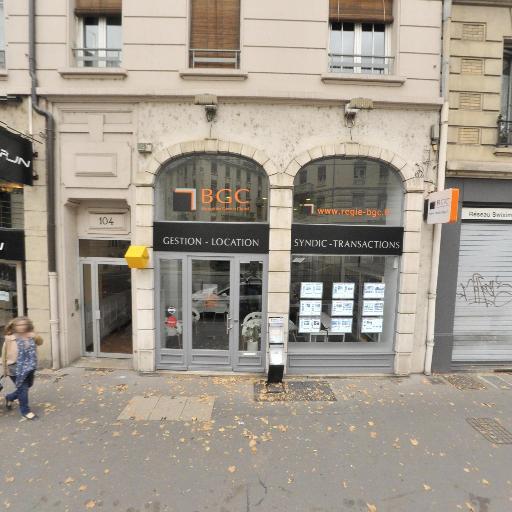 Bocquet Garets Chastels - Administrateur de biens - Lyon