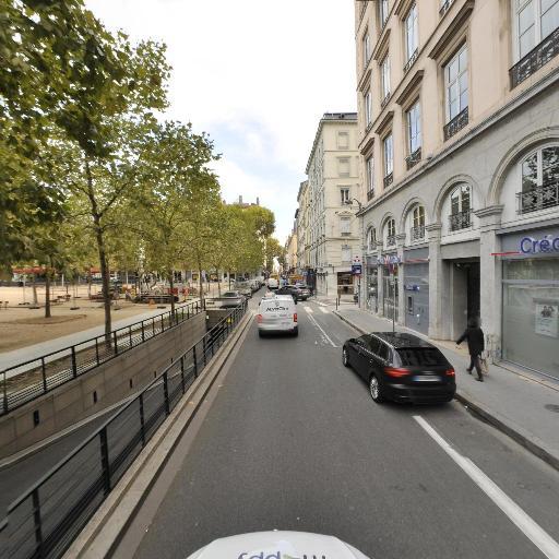 Parking Parc Morand - Parking public - Lyon