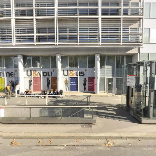Sciences U Lyon - Enseignement pour le commerce, la gestion et l'informatique - Lyon